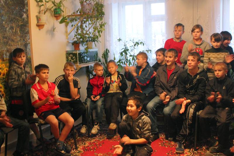 ГОУ для детей-сирот и детей, оставшихся без попечения